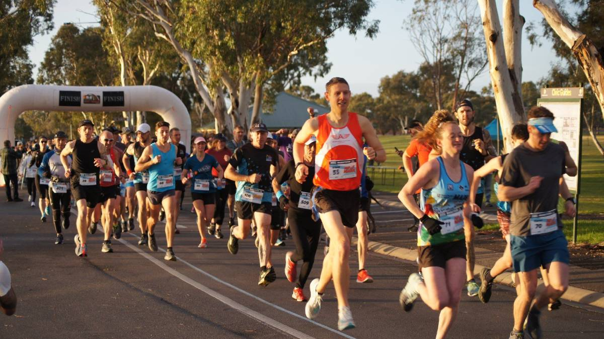 Murray Bridge Marathon Festival: Events include a 3km and 5km walk or run, plus running distances of 10km, 21.1km and 42.2km for those who want an extra challenge.