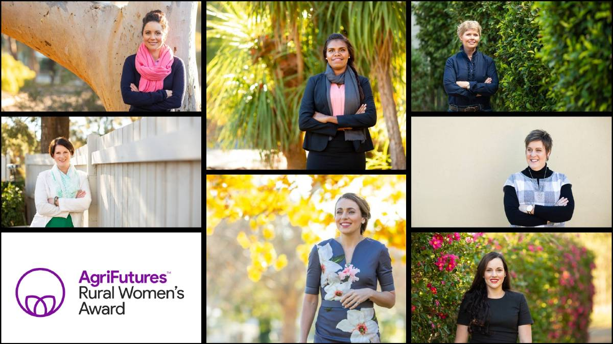 Meet the 2018 finalists in the AgriFutures Rural Women's Award.