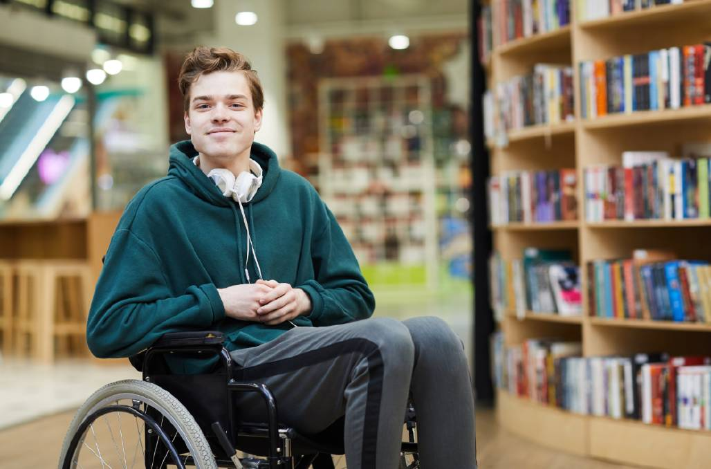 NEW LAWS: People living with disability in SA will have greater say over restrictive practices. Photo: Shutterstock