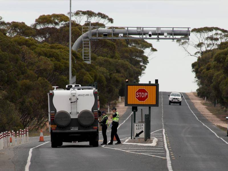SA will close its border with Victoria from Thursday in response to the rise in COVID-19 cases.