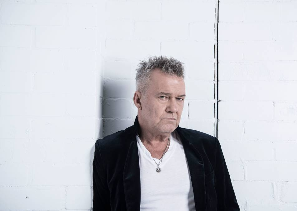 Jimmy Barnes is one of the headlining acts of Sounds by the River. Photo: Nic Walker.