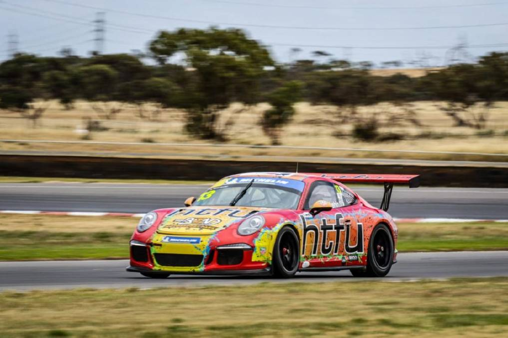 The Shannon's Motorsport Australia Championship will return to The Bend Motorsport Park in 2021. Photo: The Bend Motorsport Park.